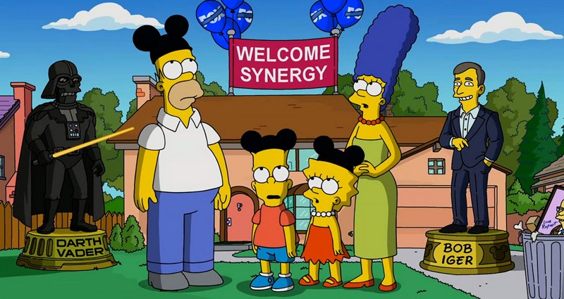 disney+ simpsons