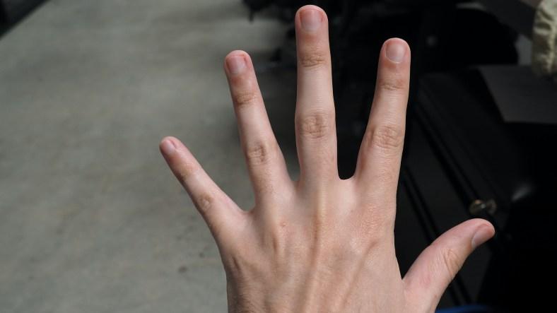 yüzük parmağı