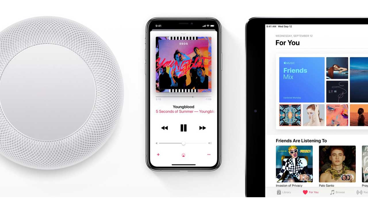 Apple Music ile iPhone müzik indirmek