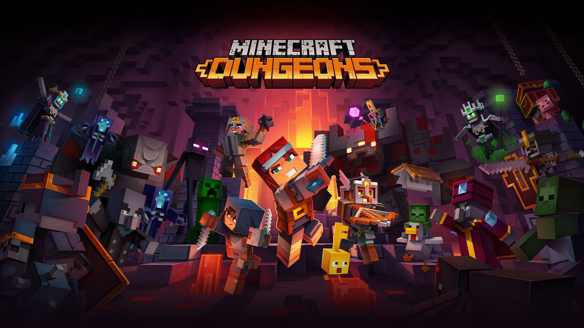 Minecraft Dungeons: PS4, Xbox One ve Nintendo Switch'te Çapraz Platformu Destekleyecek Mi?