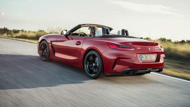 BMW araç