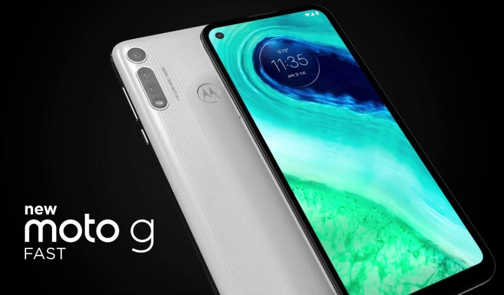 Motorola G Fast