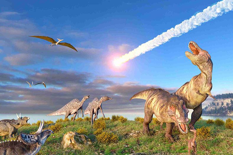 dinozor chicxulub krateri