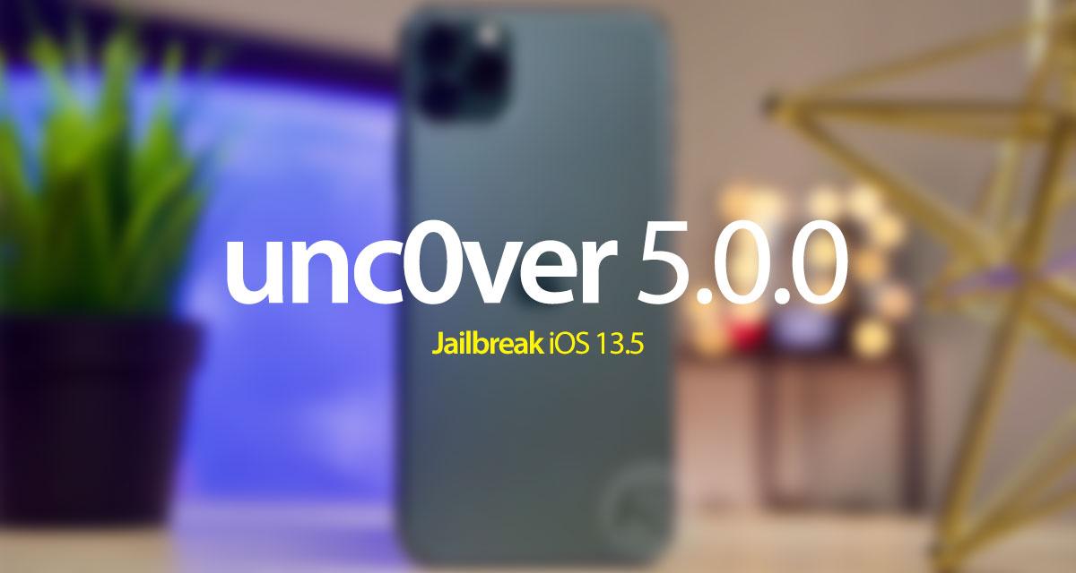 Unc0ver 5.0
