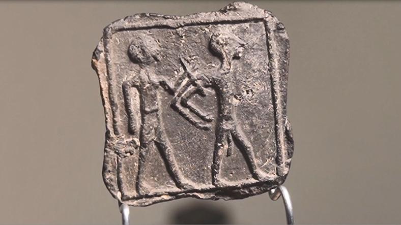 3.500 yıllık kil tablet