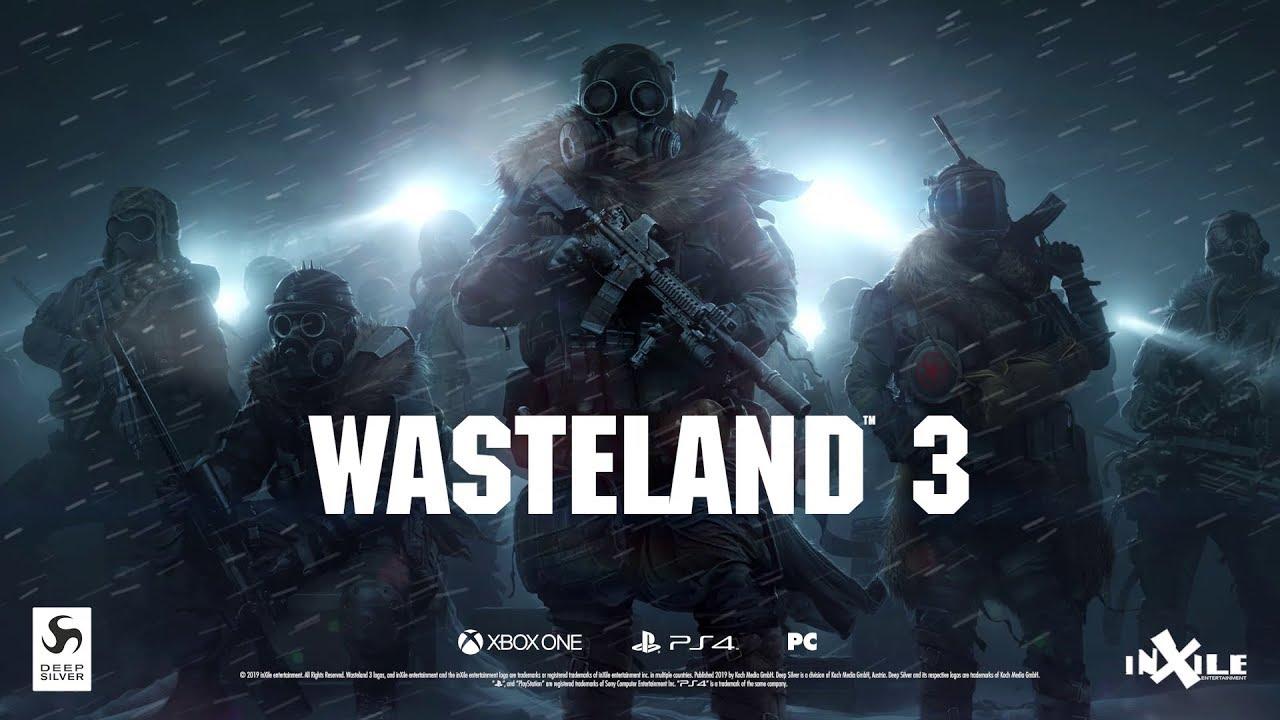 Wasteland 3 çıkış tarihi