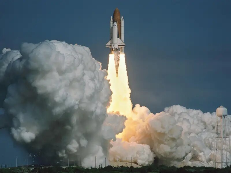 space shuttle columbia faciası