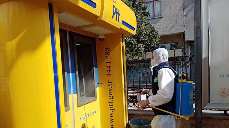 yeni kimlik kartı PTT ATM