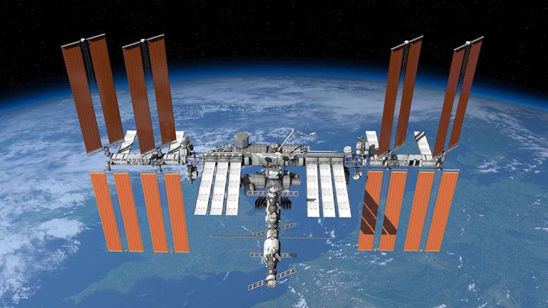 uluslararası uzay istasyonu