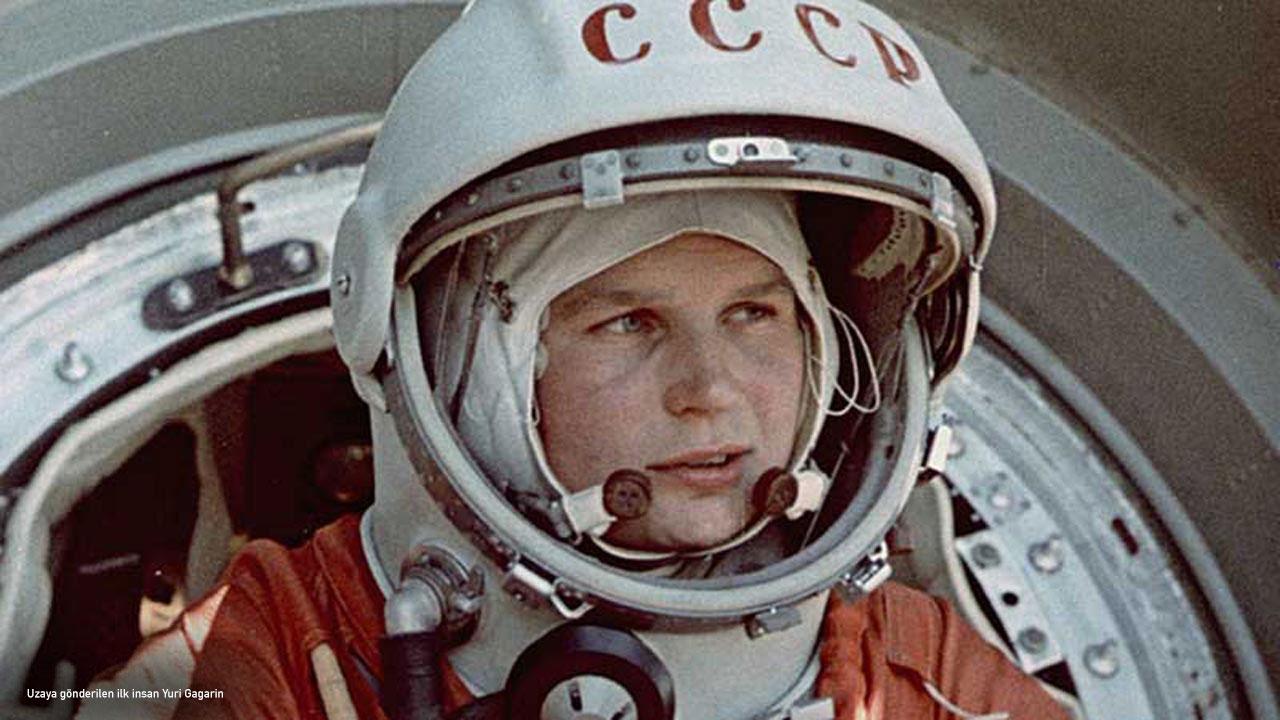 uzaya giden ilk insan