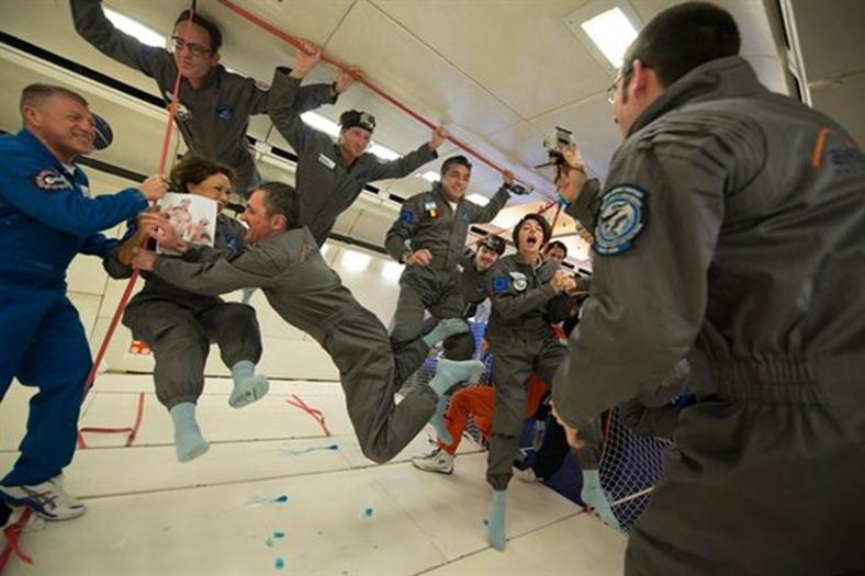 Ahu Baysal uzay yolculuğu