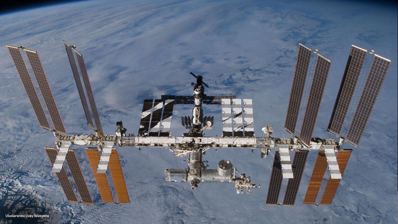 uzay istasyonu