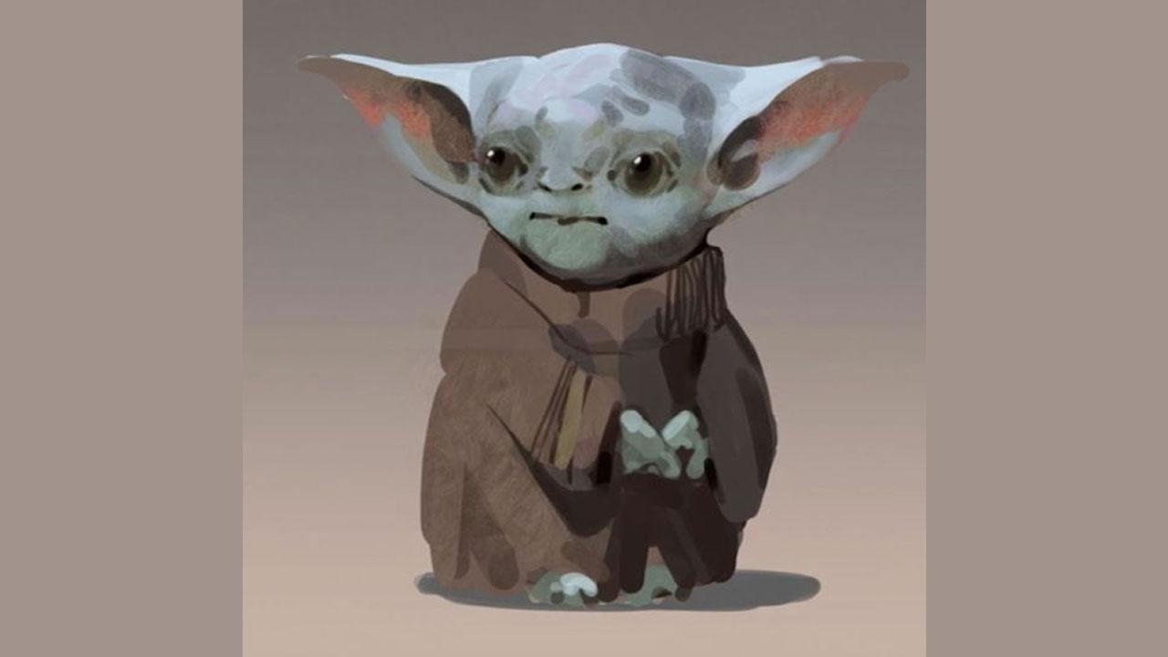 bebek yoda