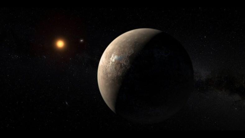 Proxima Centauri yıldız