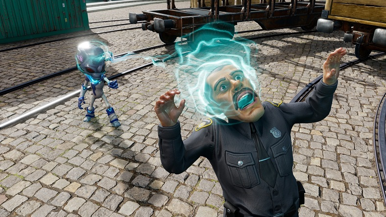 destroy all humans remake demo