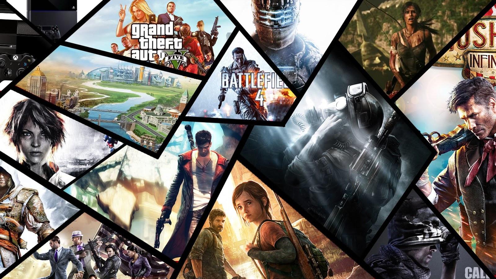 Popüler video oyunlar