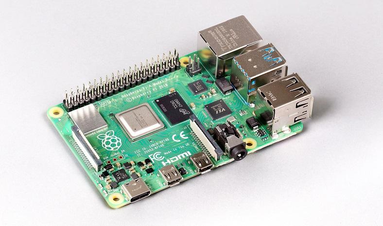 raspberry pi 4, 8 GB RAM