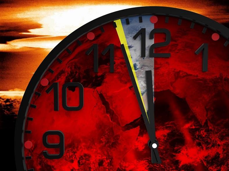 kıyamet saati