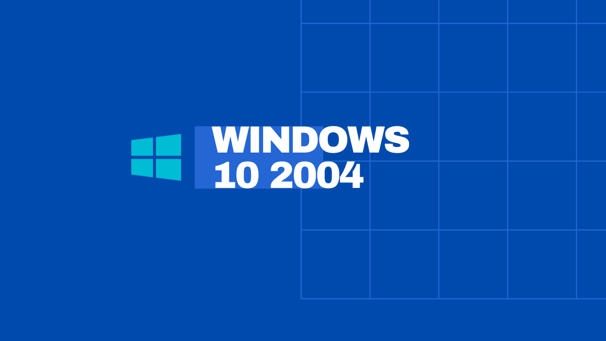 Windows 10 2004