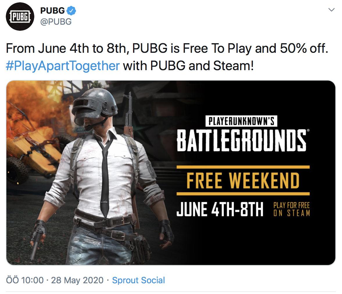 PUBG açıklama