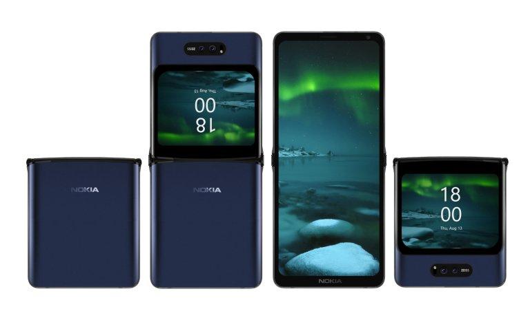 Nokia foldable