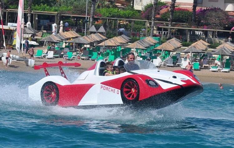 yerli deniz otomobili