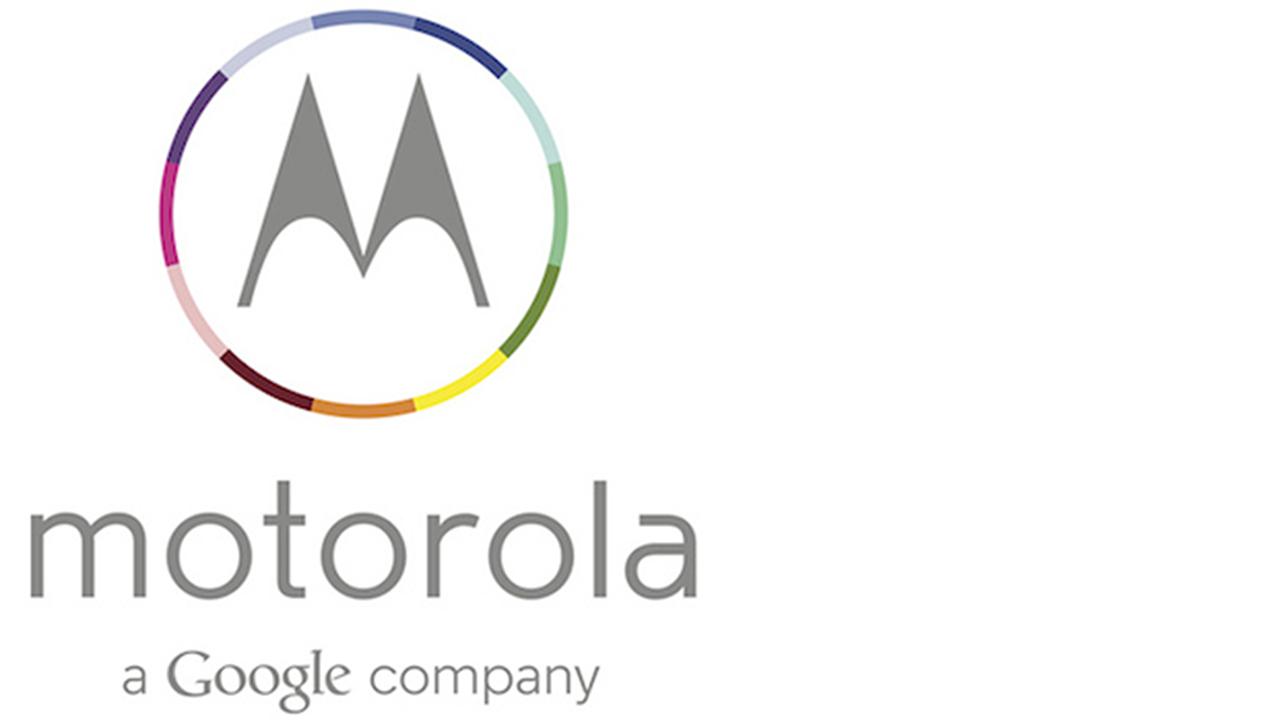 Motorola by Google logo
