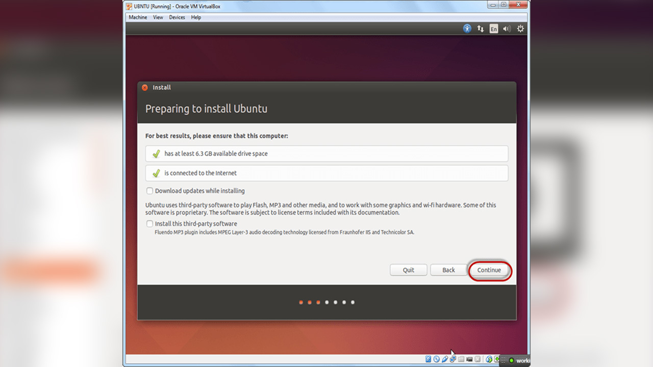 Sanal makine ile Linux (Ubuntu) nasıl kurulur?