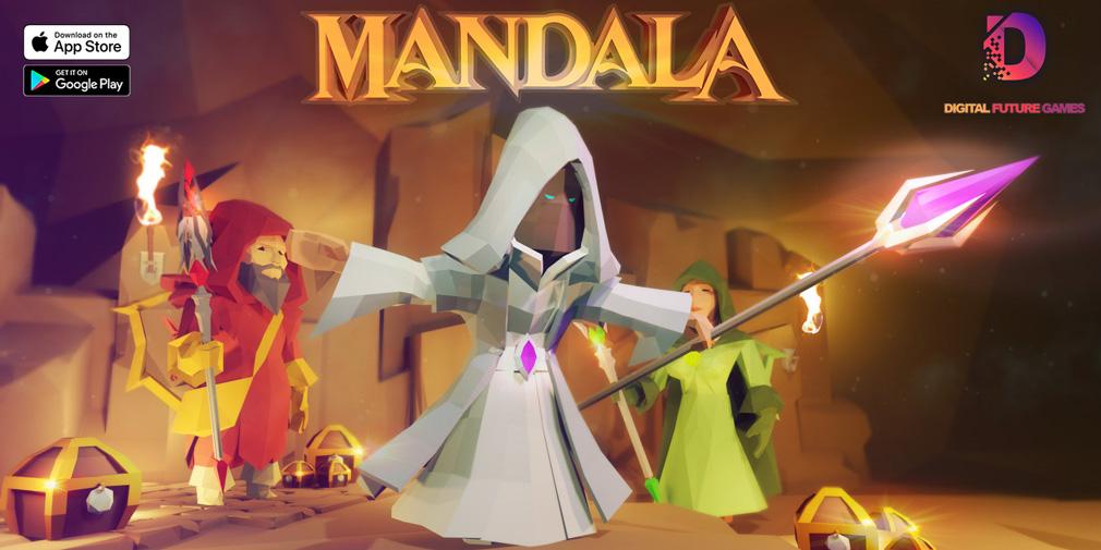 80'lerin Klasik Tahta Oyunu Mandala, iOS ve Android İçin Yayınlandı