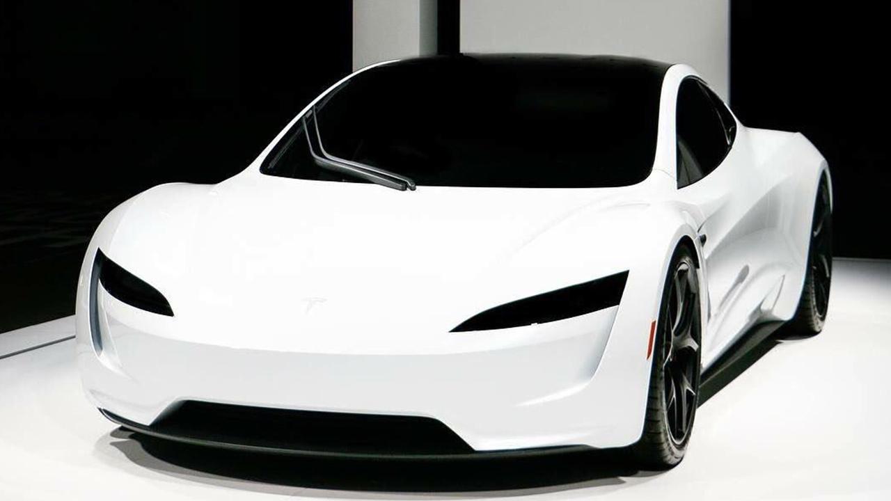 Tesla Roadster fiyat