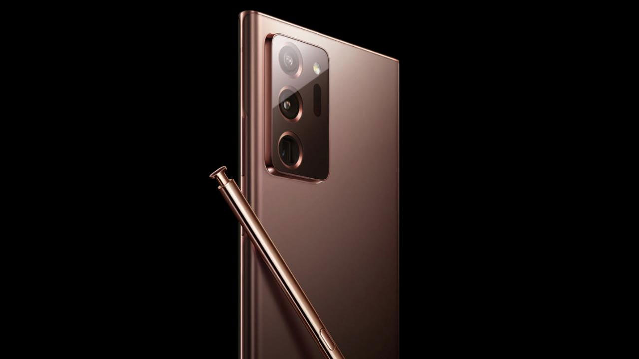 Samsung Galaxy Note20 Tanıtıldı: İşte Fiyatı ve Özellikleri