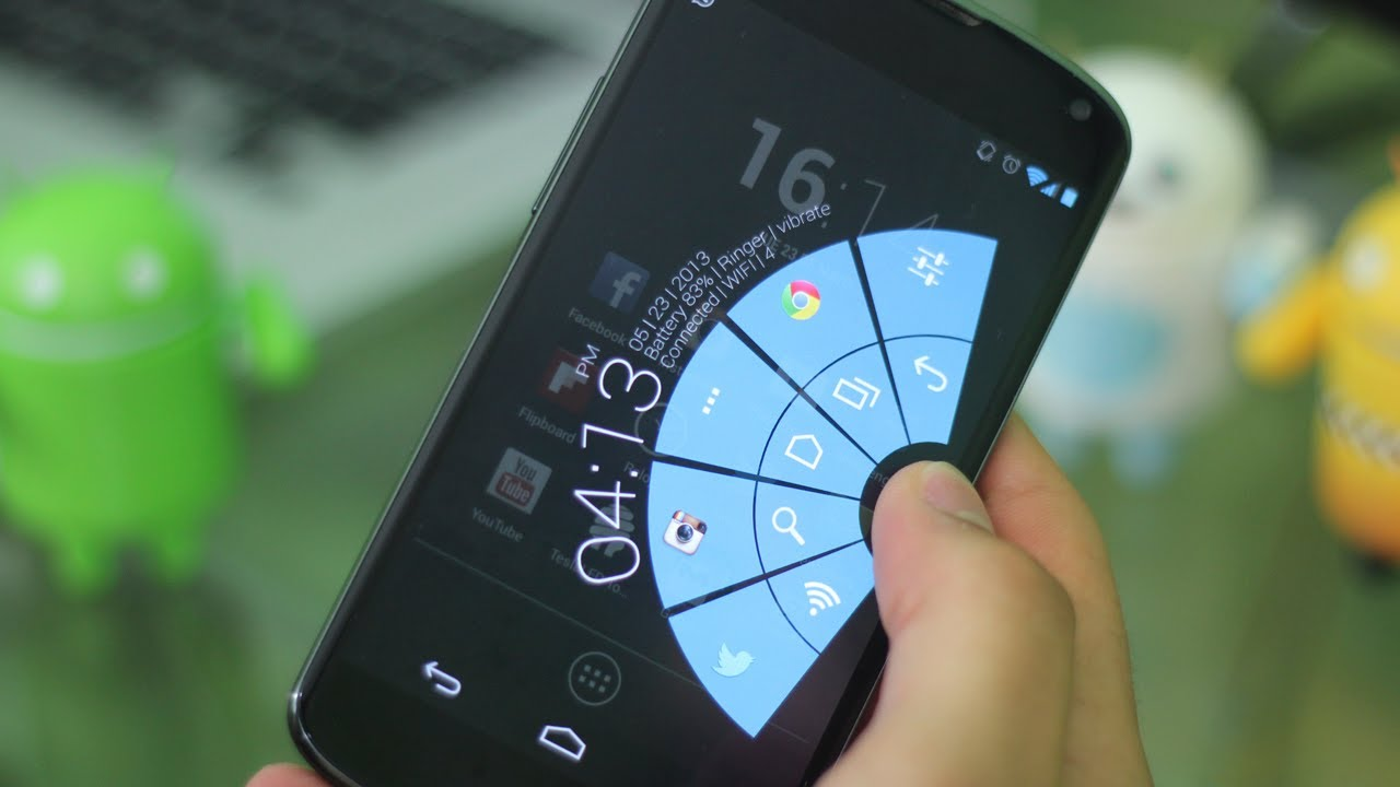 android, launcher