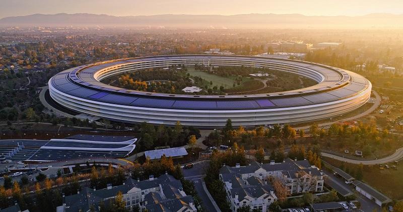 silikon vadisi Apple