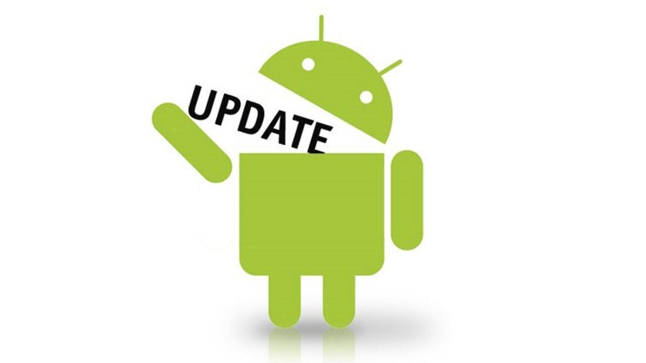android, güncellemeler