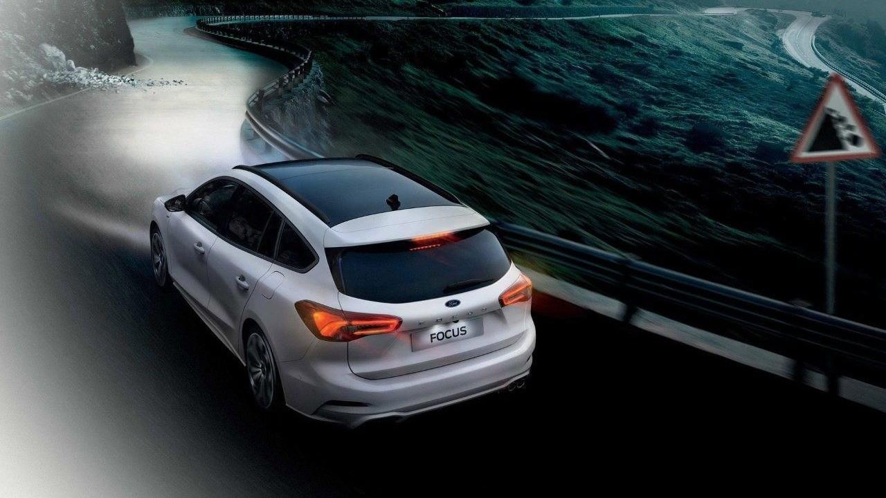 Ford focus 2020 led far aydınlatma sistemi