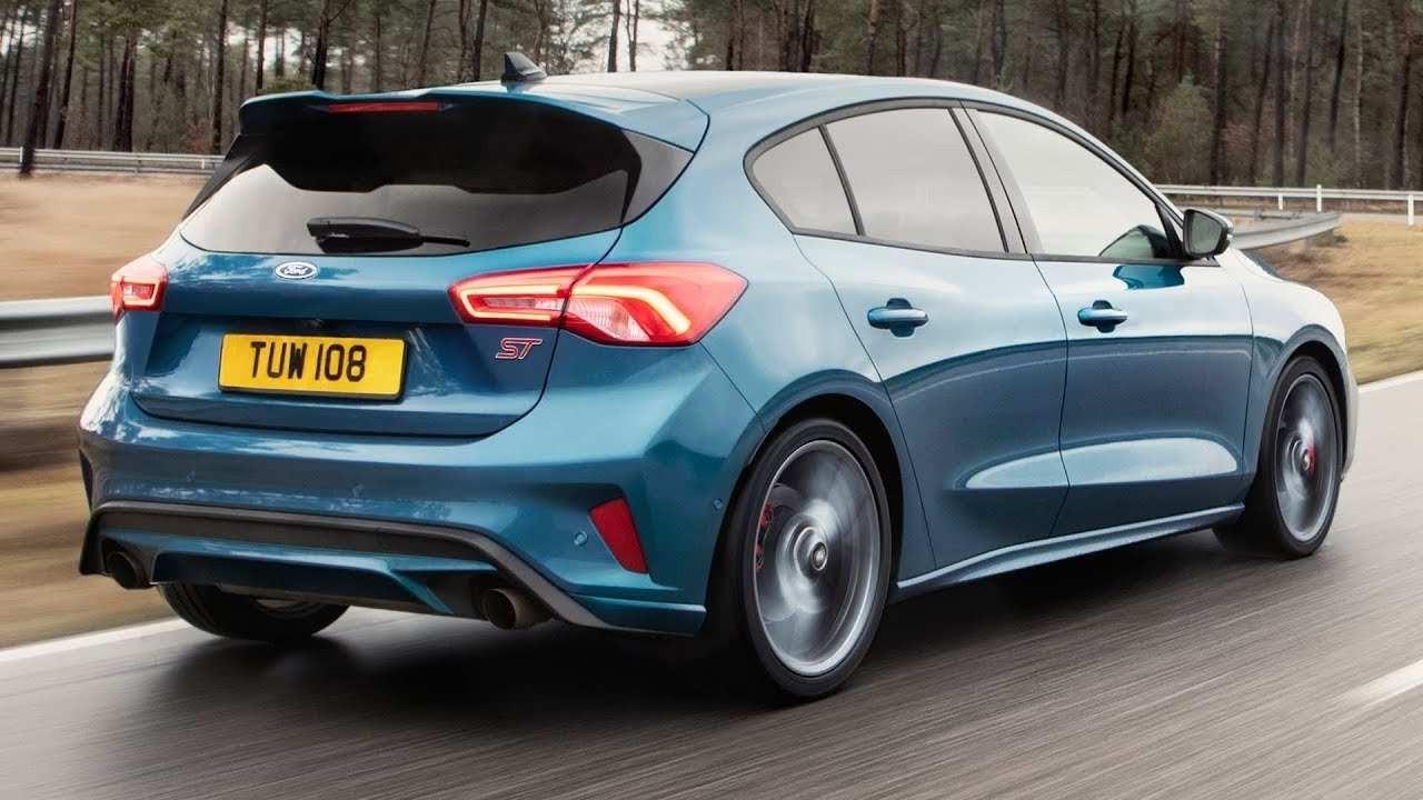 Ford focus 2020 mavi hatchbag
