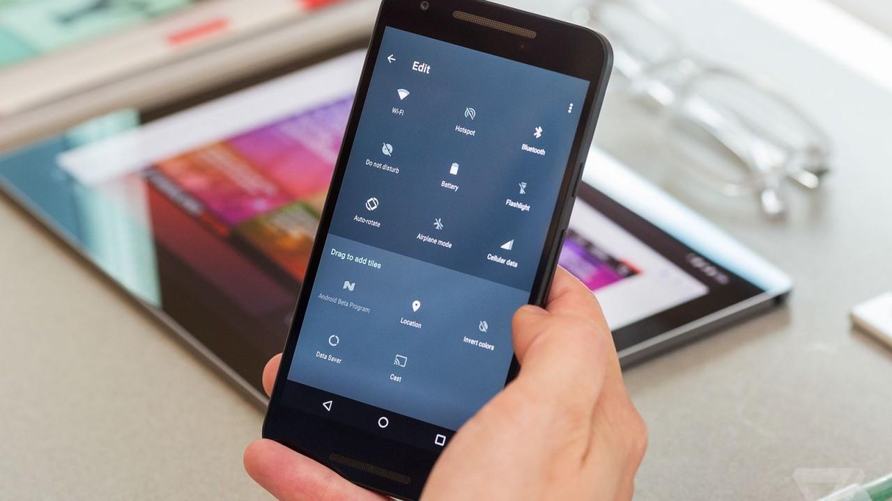 android, bildirim ekranı