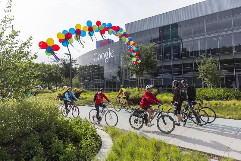 silikon vadisi google