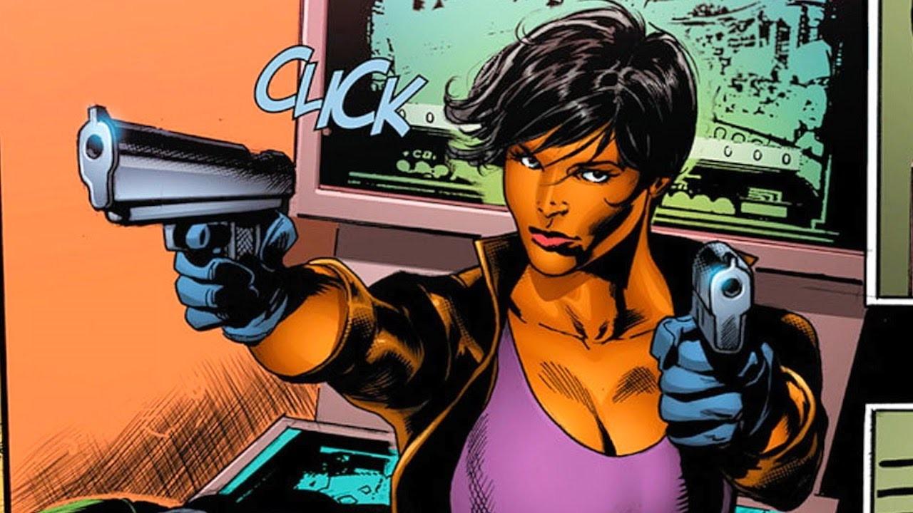 amanda waller suicide squad dc comics çizgi roman