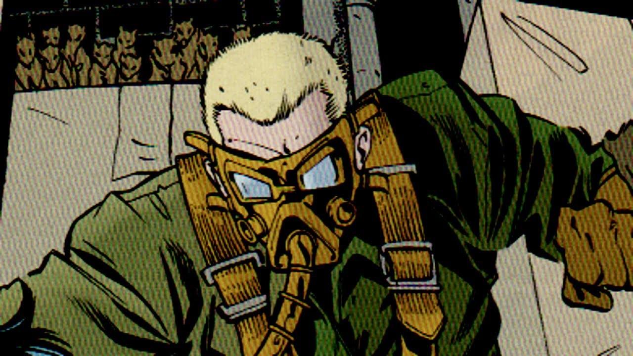 ratcatcher suicide squad dc comics çizgi roman