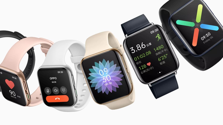 Oppo Watch, Türkiye'de Satışta: İşte Fiyatı