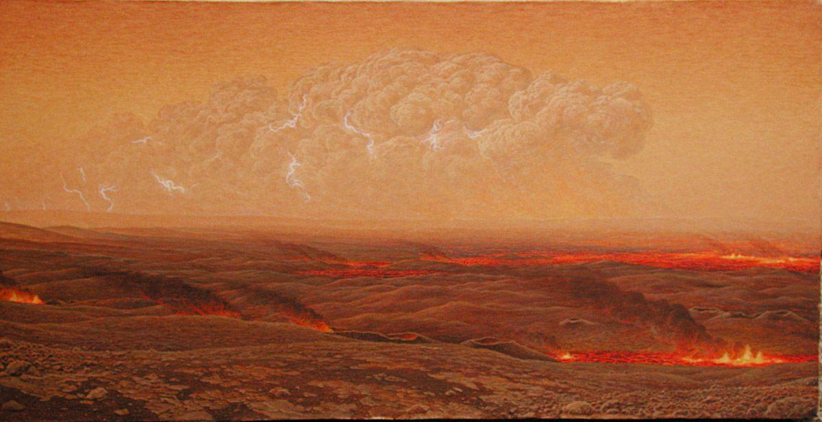 Venüs'ün atmosferi