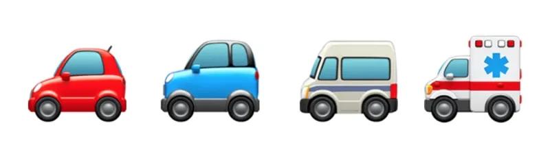 kamyonet emoji