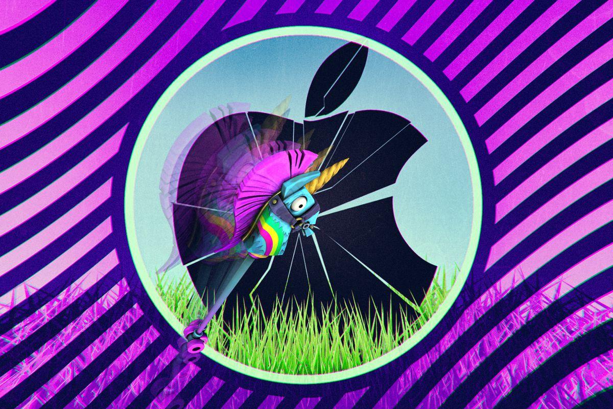 epic vs apple