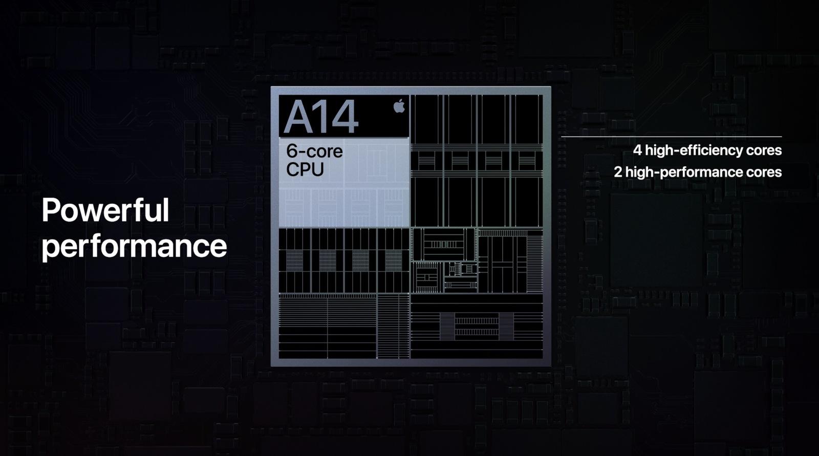 apple a14 bionic yongası