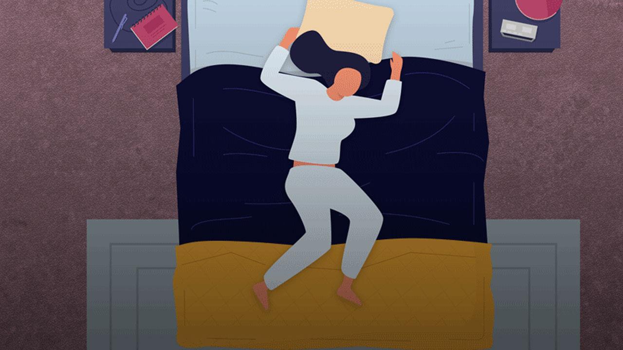 mit uyku pozisyonu