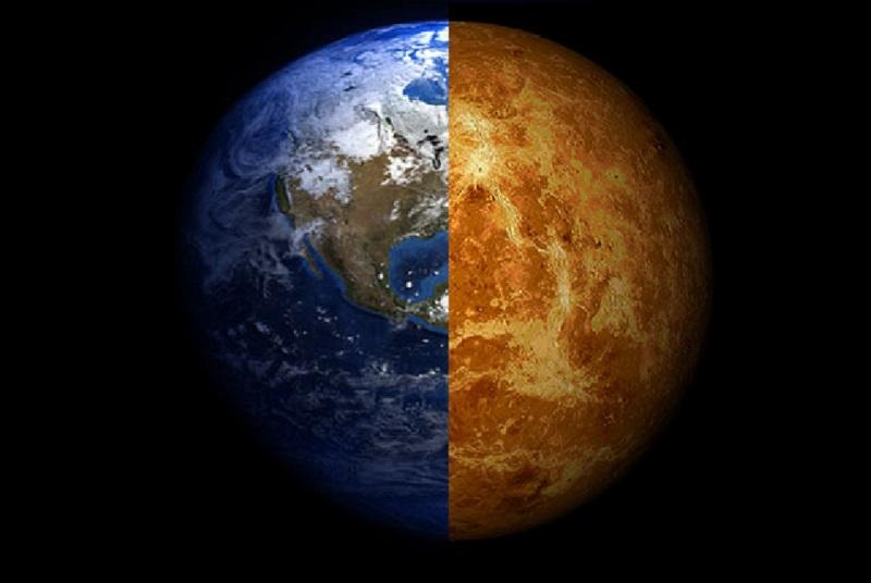 Venüs ve Dünya