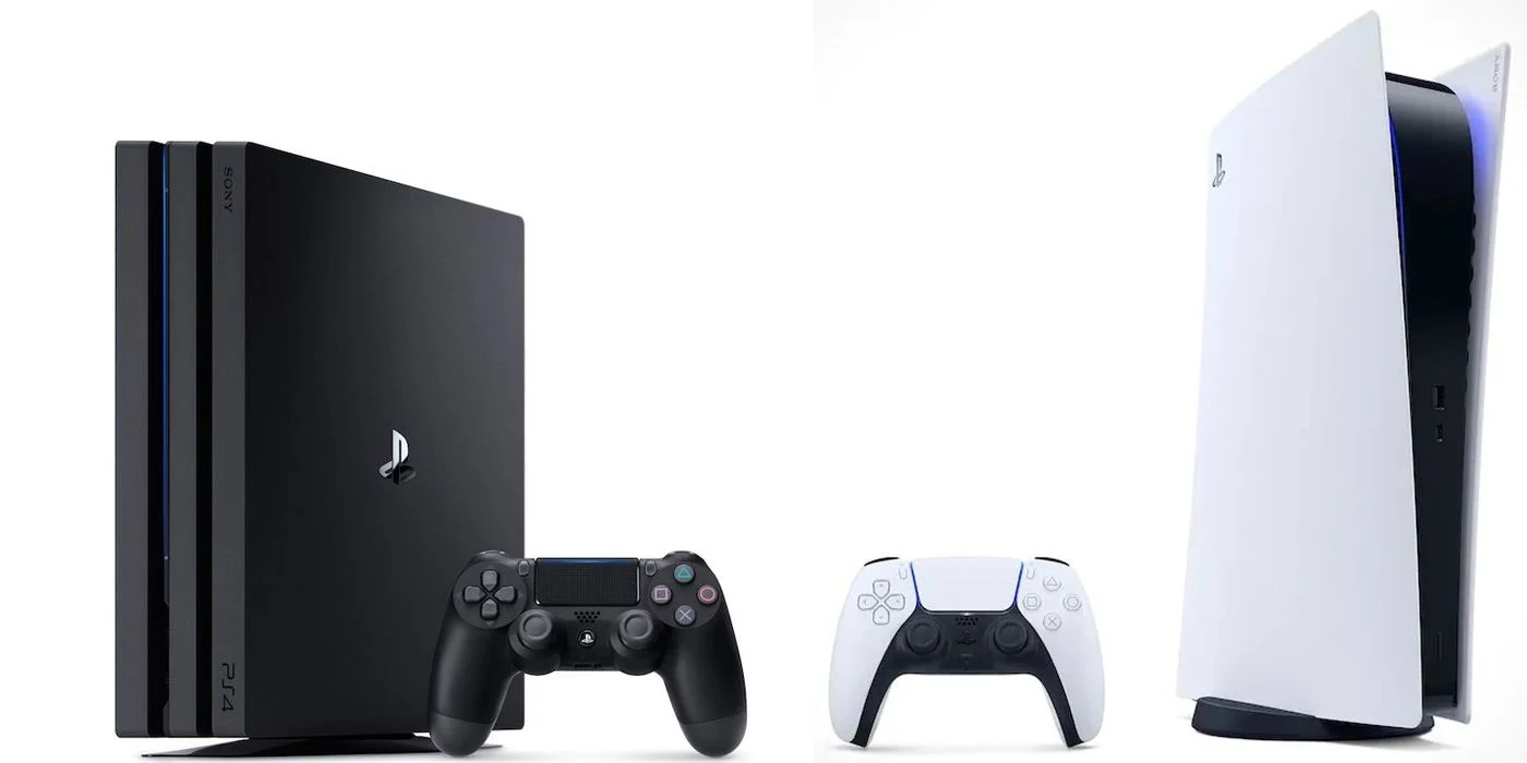 PS4 ve PS5