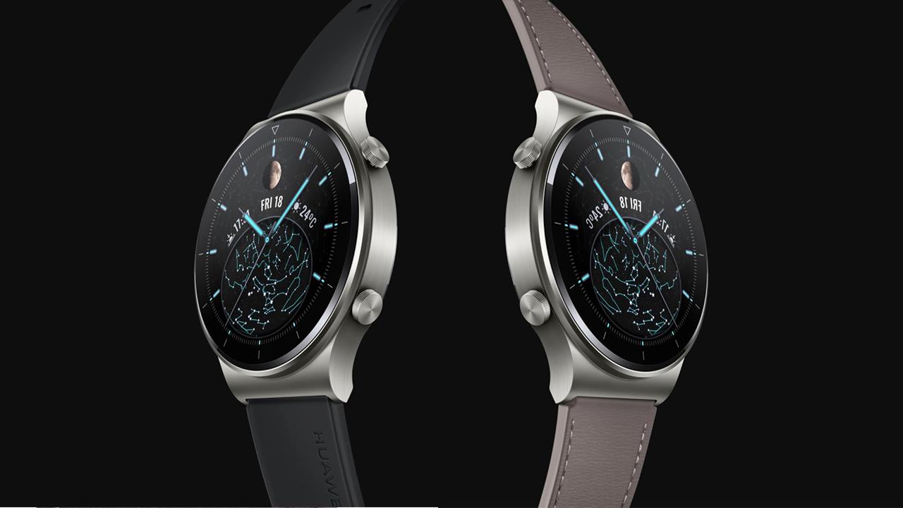 Huawei Watch GT 2 Pro tasarım