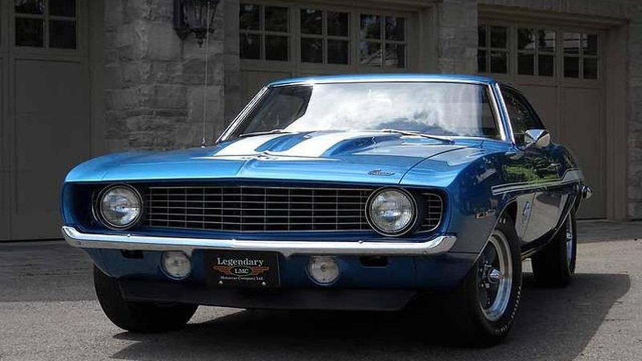 1967 Chevrolet Yenko Camaro